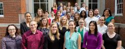 2019 Group photo of the CPFP Fellows.