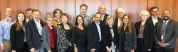 Members of the US-Latin American-Caribbean Clinical Trials Network and National Cancer Institute staff.