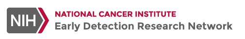 Logo of the NIH NCI Early Detection Research Network (EDRN).