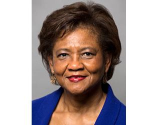 Portrait of NCORP Director Worta McCaskill-Stevens, MD.